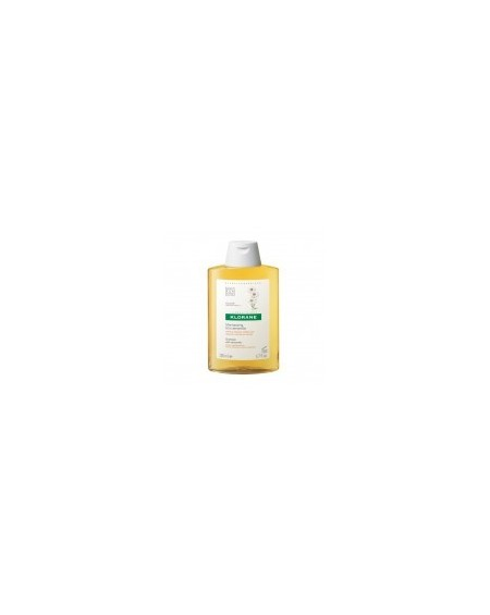 Klorane Shampooing a la Camomille Blondissant Cheveux Clairs 200ml