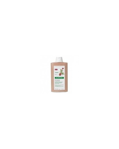 Klorane Shampooing a la Grenade Protection Cheveux Colores 400ml