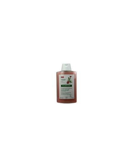 Klorane Shampooing a la Grenade Protection Cheveux Colores 200ml