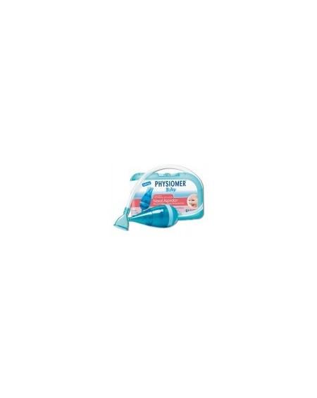 Physiomer Baby Nasal Aspirator kit + 5 Protective Filters