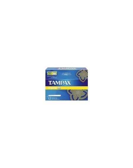 Tampax regular 12pcs